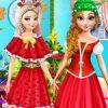 Öltöztesd a hercegnőket karácsonyra