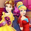 Elza és Ariel ruhái