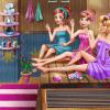 Szaunázó hercegnők
