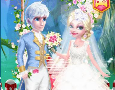 Hercegnői esküvő