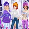 Hercegnők téli pulóverei