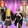 Hercegnők Viktória Secret divatbemutatója